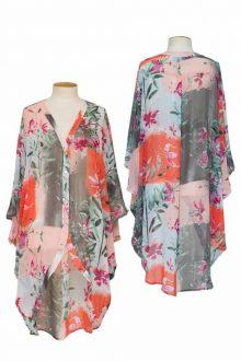 Swish Clothing Floria long Jacket