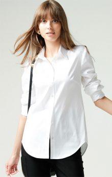 Sacha Drake Classic White Shirt