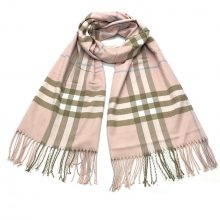 Cashmere Cotton Scarf